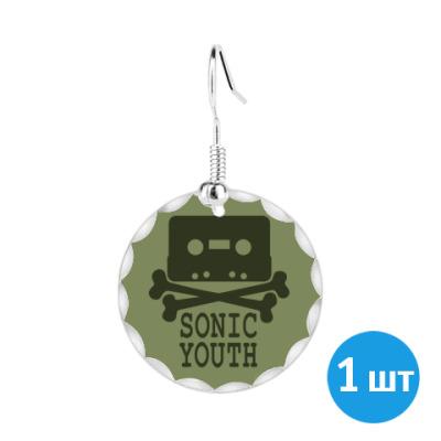 Серьги Sonic Youth