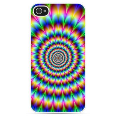 Чехол для iPhone Гипноз