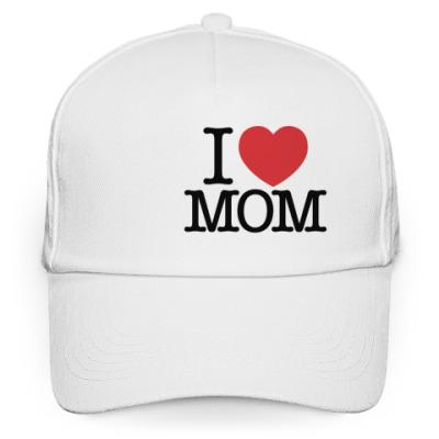 Кепка бейсболка  Я Люблю Маму