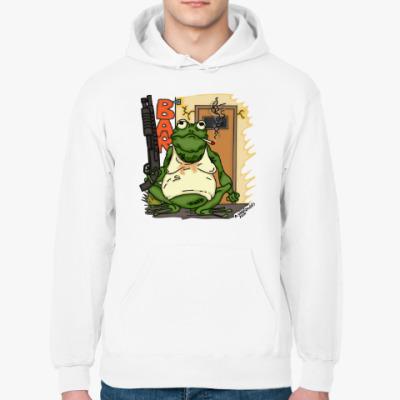 Толстовка худи Toad Guard