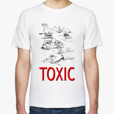 Футболка Toxic