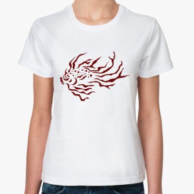 Классическая футболка  Koi