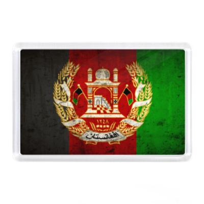 Магнит Афганистан, флаг