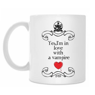 Кружка Vamplove