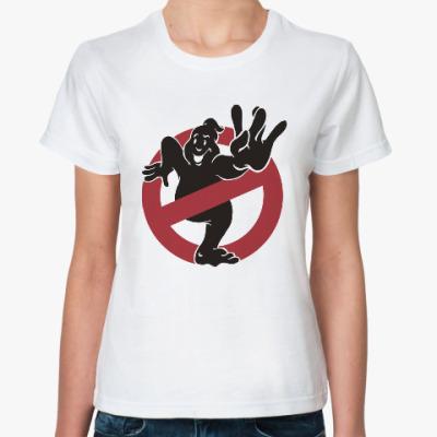Классическая футболка West Ghost