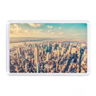 Магнит Нью-Йорк, Manhattan