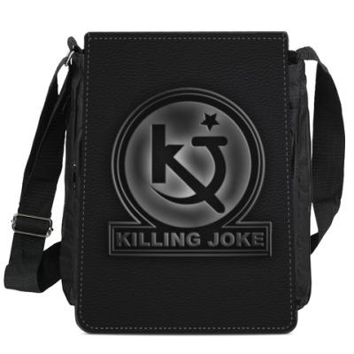 Сумка-планшет Killing Joke