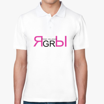 Рубашка поло Ягры