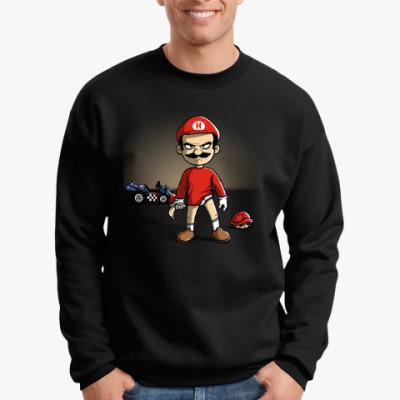Свитшот Breaking Mario