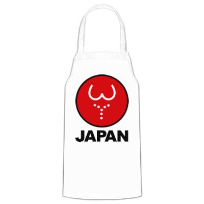 Фартук Японская леди