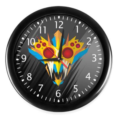 Часы Ритуальная маска воина