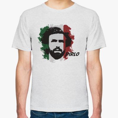 Футболка Italia - Pirlo