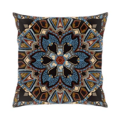 Подушка Индейский стиль