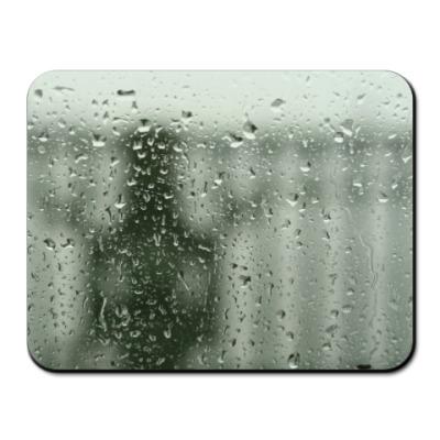 Коврик для мыши Питерский дождь