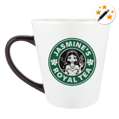 Кружка-хамелеон Жасминовый чай