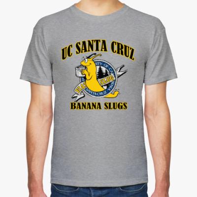 Футболка uc santa cruz banana slugs