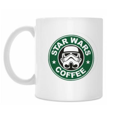 Кружка Star-wars coffee