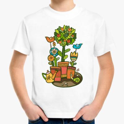 Детская футболка Садик