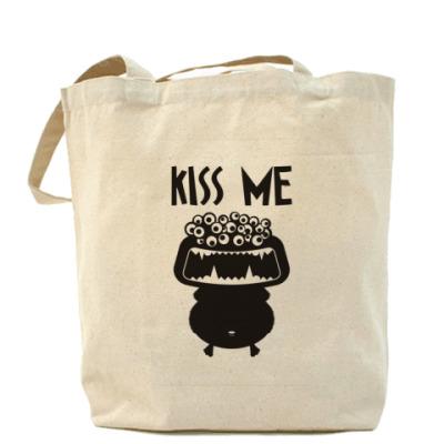 Сумка поцелуй меня!