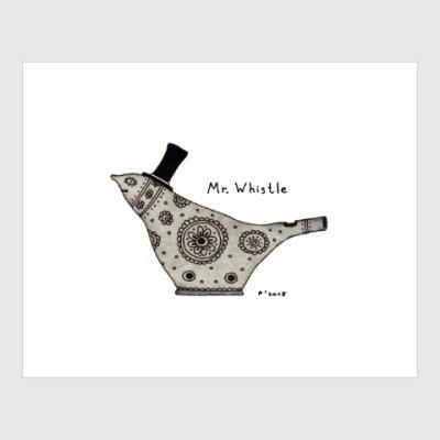 Постер Whistle