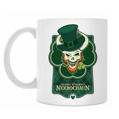 Кружка Nekrochaun Coffee Mug