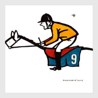 Постер Rider