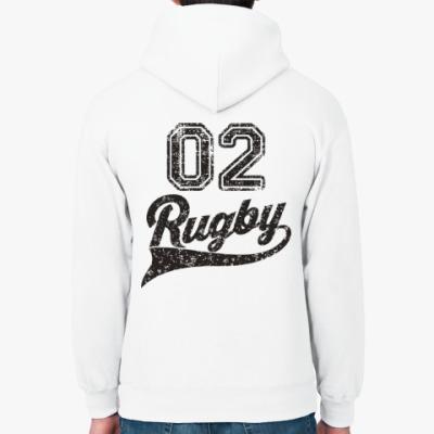 Толстовка худи Регби Rugby