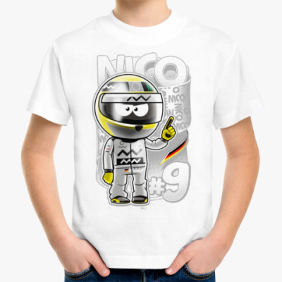 Детская футболка Nico № 9