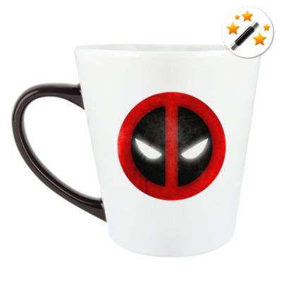 Кружка-хамелеон Deadpool