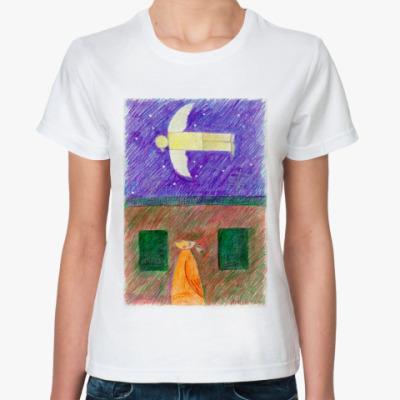 Классическая футболка Полёт