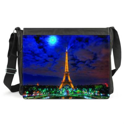Сумка Модный дизайн - Вечерний Париж