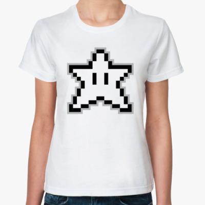 Классическая футболка 'Звезда'