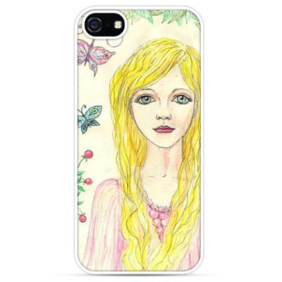 Чехол для iPhone Golden Girl