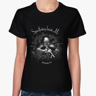 Женская футболка Sol's