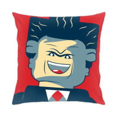 Подушка Лего Президент