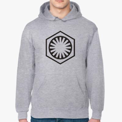 Толстовка худи Логотип The First Order