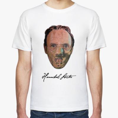 Футболка Hannibal Lecter