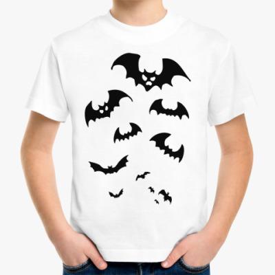 Детская футболка Bats