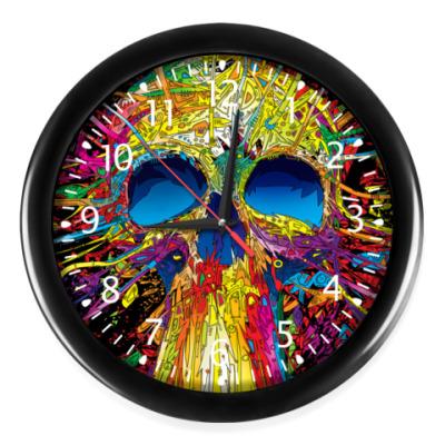 Часы Skull