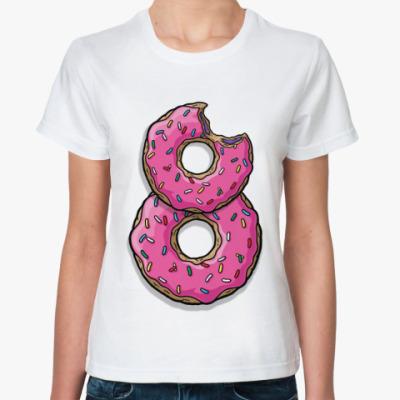 Классическая футболка 8