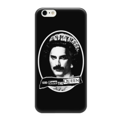 Чехол для iPhone 6/6s God save the Queen