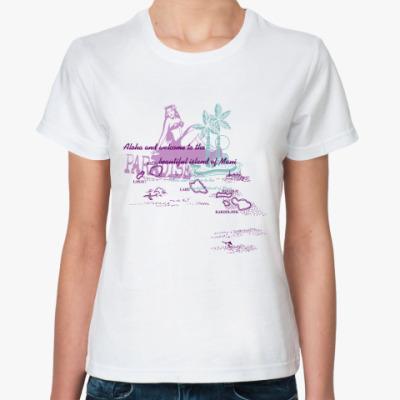 Классическая футболка Гавайи