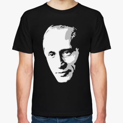 Футболка Путин всегда с тобой