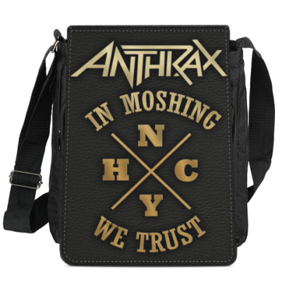 Сумка-планшет Anthrax