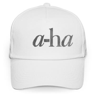 Кепка бейсболка a-ha