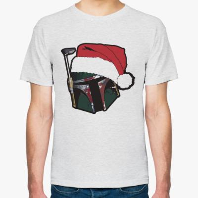 Футболка Christmas Boba