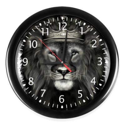 Настенные часы Король лев