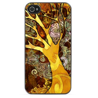Чехол для iPhone Африканское дерево 2