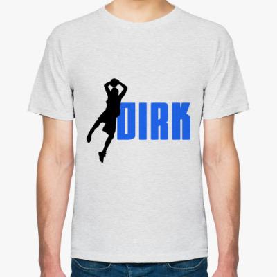Футболка Dirk - Dallas Mavericks