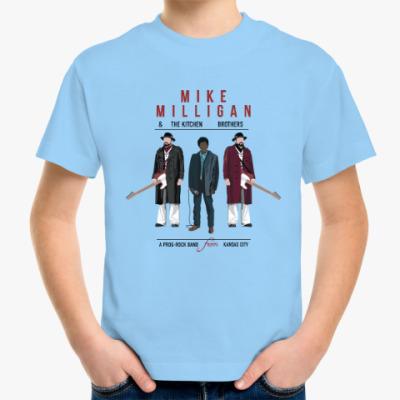 Детская футболка Fargo - Mike Milligan
